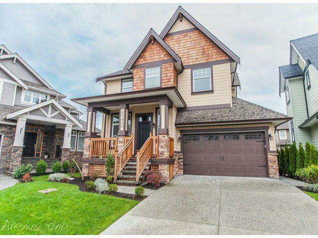 Main Photo: 17420 OB Avenue in : Pacific Douglas House for sale (South Surrey White Rock)  : MLS®# F13190318