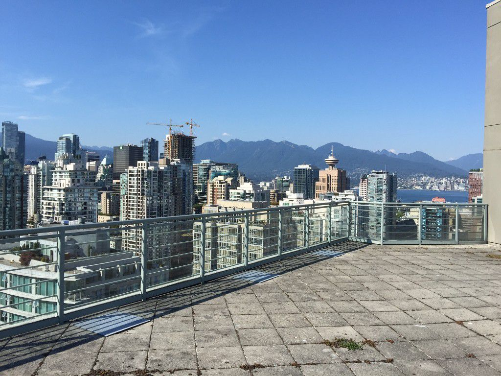 Main Photo: PH3901 1009 Expo Boulevard in Vancouver: Yaletown Condo for sale (Vancouver West)  : MLS®# V1118126