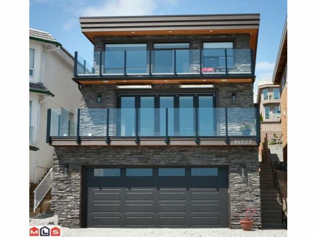 Main Photo: 14727 OXENHAM Avenue: White Rock House for sale (South Surrey White Rock)  : MLS®# F1202883