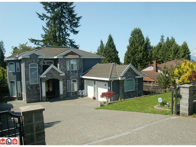 Main Photo: 9525 116 Street in Delta: Annieville House for sale (N. Delta)  : MLS®# F1212482