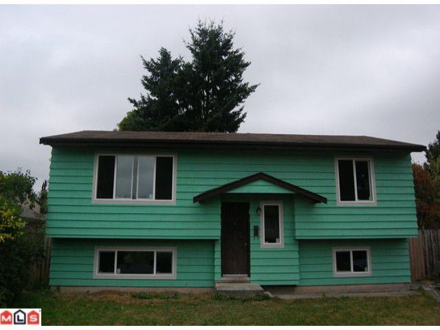 Main Photo: 5244 199TH Street in Langley: Langley City House for sale : MLS®# F1219833