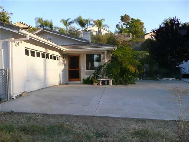 Main Photo: SANTEE House for sale : 2 bedrooms : 8509 Mesa Road