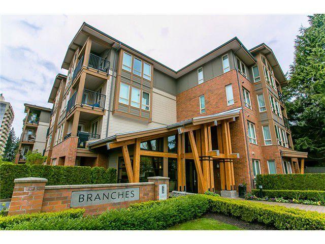 Main Photo: 314 1111 East 27th Avenue in North Vancouver: Lynn Valley Condo  : MLS®# V1034421