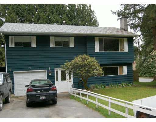 Main Photo: 4040 OXFORD ST in Port Coquitlam: Oxford Heights House for sale : MLS®# V600852