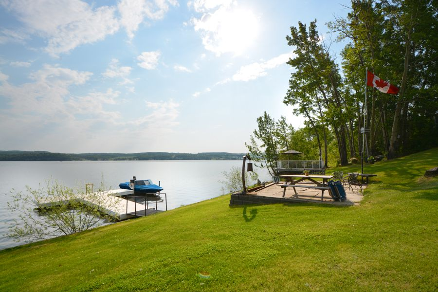 Main Photo: 13204 Lakeshore Drive in Charlie Lake: House for sale