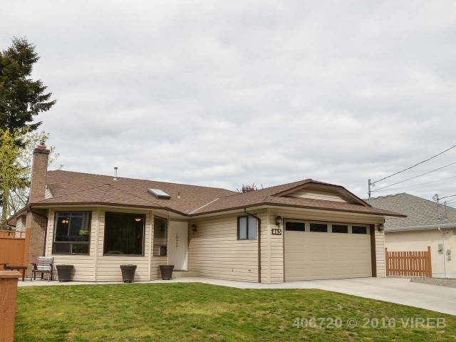 Main Photo: 463 Pym Street in : Z5 Parksville House for sale (Zone 5 - Parksville/Qualicum)  : MLS®# 406720
