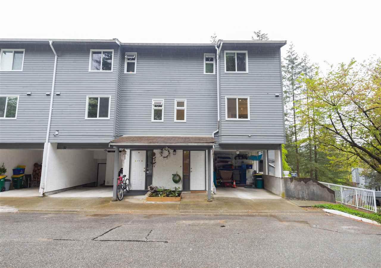 Main Photo: 30 1240 FALCON DRIVE in Coquitlam: Upper Eagle Ridge Townhouse for sale : MLS®# R2262188