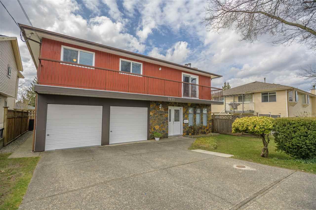 Main Photo: 7655 CUMBERLAND STREET in Burnaby: East Burnaby House for sale (Burnaby East)  : MLS®# R2351769