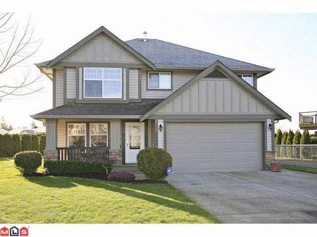 "Main Photo: 3342 273B Avenue in Langley: Aldergrove Langley House for sale in ""STONEBRIDGE ESTATES"" : MLS®# F1207179"