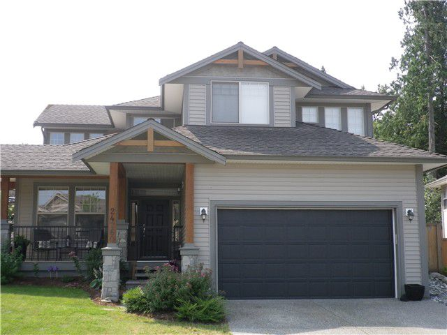 "Main Photo: 24760 KIMOLA Drive in Maple Ridge: Albion House for sale in ""MAPLE CREST"" : MLS®# V966255"