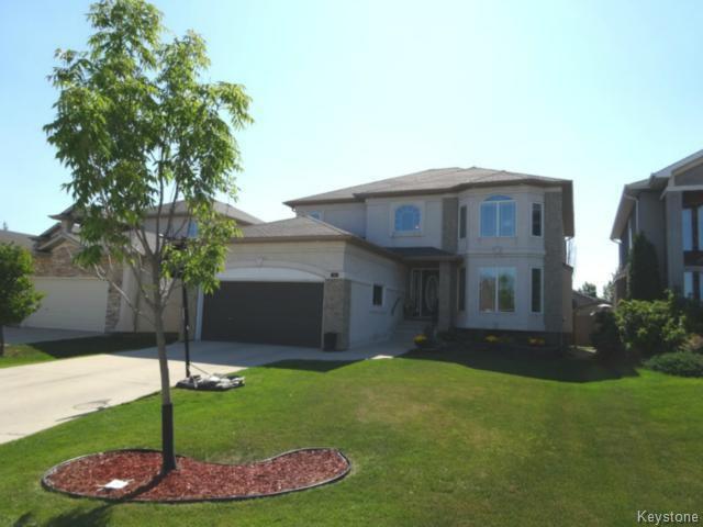 Main Photo: 106 Georgetown Drive in WINNIPEG: Fort Garry / Whyte Ridge / St Norbert Residential for sale (South Winnipeg)  : MLS®# 1317846