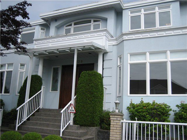 Main Photo: 3228 Larch Street in Vancouver: Arbutus House for sale (Vancouver West)  : MLS®# v1018381