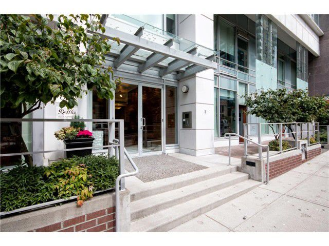 Main Photo: # 1204 821 CAMBIE ST in Vancouver: Downtown VW Condo for sale (Vancouver West)  : MLS®# V1073150