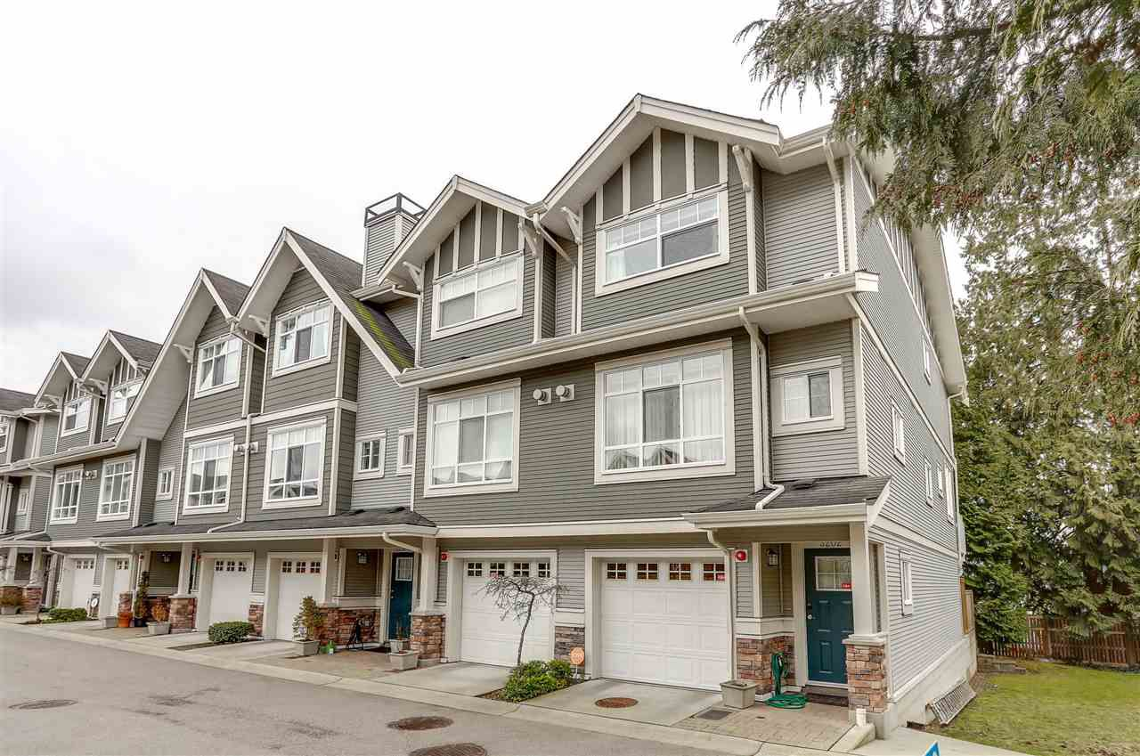 Main Photo: 3202 PERROT MEWS in Vancouver: Champlain Heights Townhouse for sale (Vancouver East)  : MLS®# R2140038