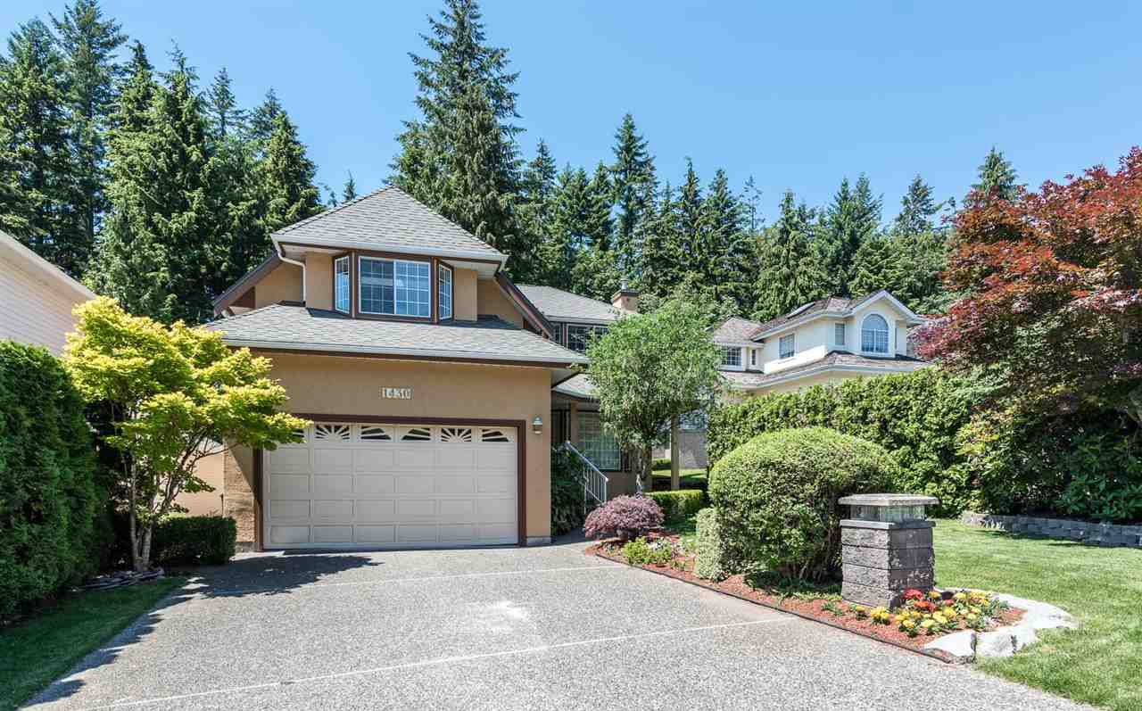 Main Photo: 1430 Purcell Drive in Coquitlam: Westwood Plateau House for sale : MLS®# R2281446