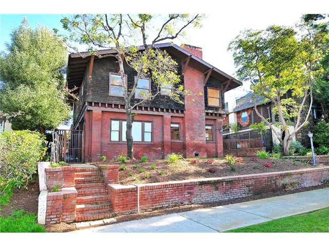 Main Photo: MISSION HILLS House for sale : 6 bedrooms : 3565 3rd Avenue in San Diego