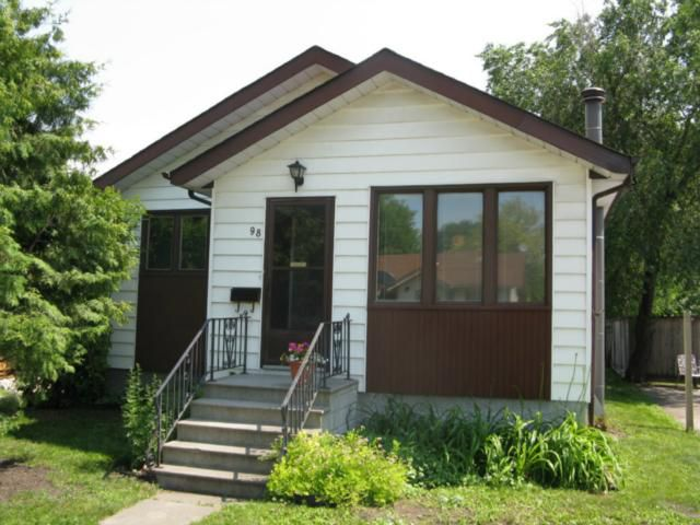 Main Photo: 98 Imperial Avenue in WINNIPEG: St Vital Residential for sale (South East Winnipeg)  : MLS®# 1213646