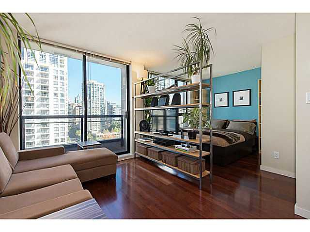 Main Photo: # 1103 1295 RICHARDS ST in Vancouver: Downtown VW Condo for sale (Vancouver West)  : MLS®# V1026728