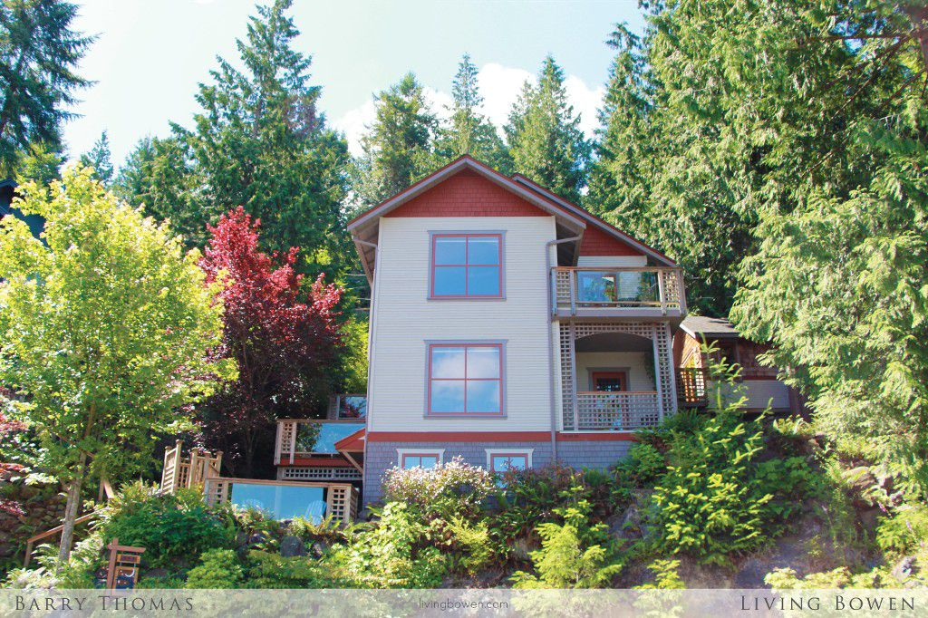 Main Photo: 559 Roocroft Lane in Bowen Island: Artisan Square House for sale : MLS®# V1073600