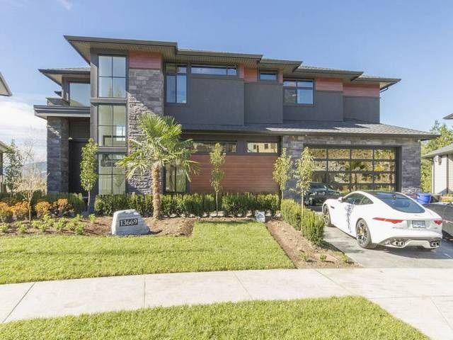 Main Photo: 13669 MCKERCHER DRIVE in Maple Ridge: Silver Valley House for sale : MLS®# R2051934