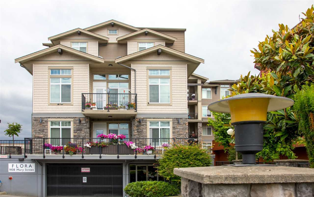Main Photo: 304 9108 MARY STREET in Chilliwack: Chilliwack W Young-Well Condo for sale : MLS®# R2282838