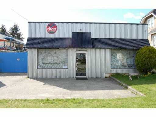 Main Photo: 7249 CURRAGH Avenue in BURNABY: Metrotown Commercial for lease (Burnaby South)  : MLS®# V4030821