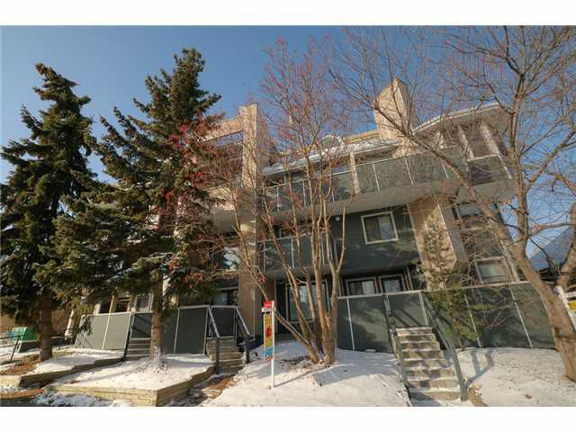 Main Photo: 103 1817 14A Street SW in CALGARY: Bankview Condo for sale (Calgary)  : MLS®# C3547785