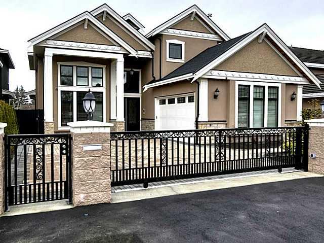 """Main Photo: 8671 CALDER Road in Richmond: Lackner House for sale in """"LACKNER"""" : MLS®# V1021889"""