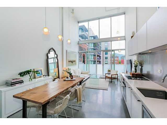 Main Photo: # 607 53 W HASTINGS ST in Vancouver: Downtown VW Condo for sale (Vancouver West)  : MLS®# V1082827
