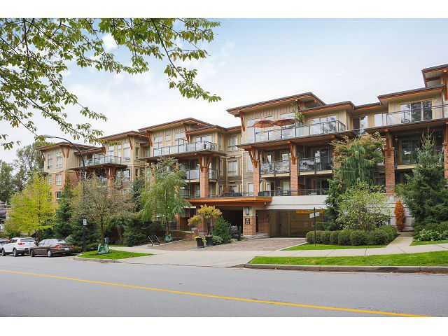 Main Photo: 225 1633 MACKAY AVENUE in NORTH VANC: Pemberton NV Condo for sale (North Vancouver)  : MLS®# R2003590