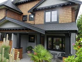 Main Photo:  in North Vancouver: Central Lonsdale House 1/2 Duplex for sale : MLS®# V1066364