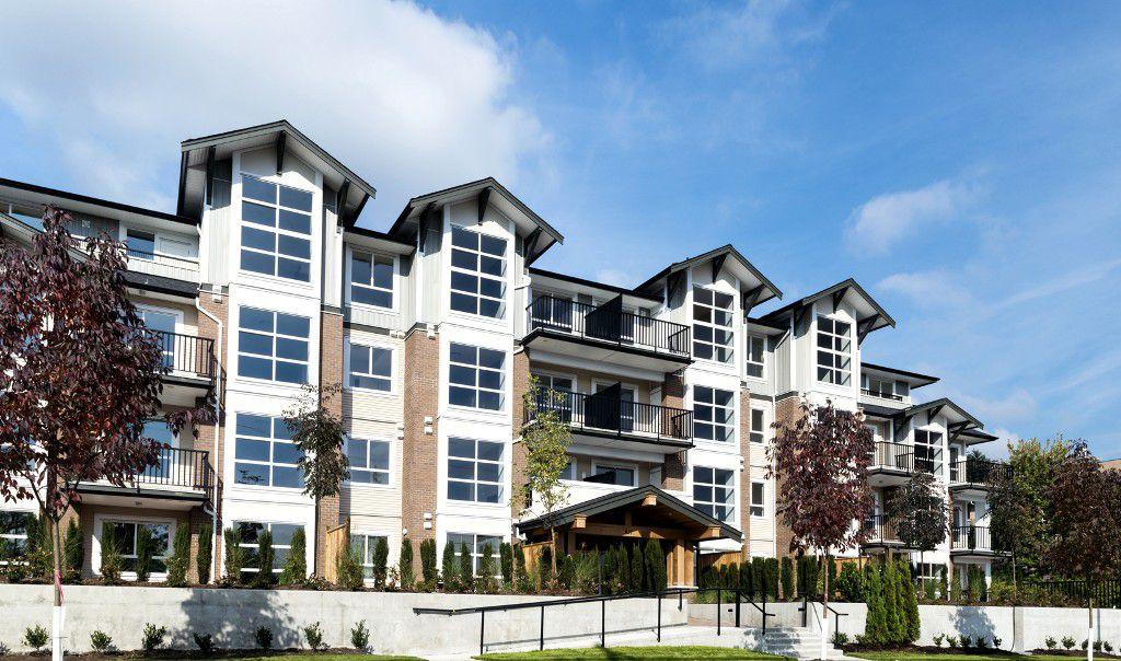 Main Photo: 303 827 Roderick Avenue in Coquitlam: Coquitlam West Condo for sale