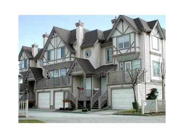 Main Photo: # 2 22711 NORTON CT in Richmond: Hamilton RI Townhouse for sale : MLS®# V1134155