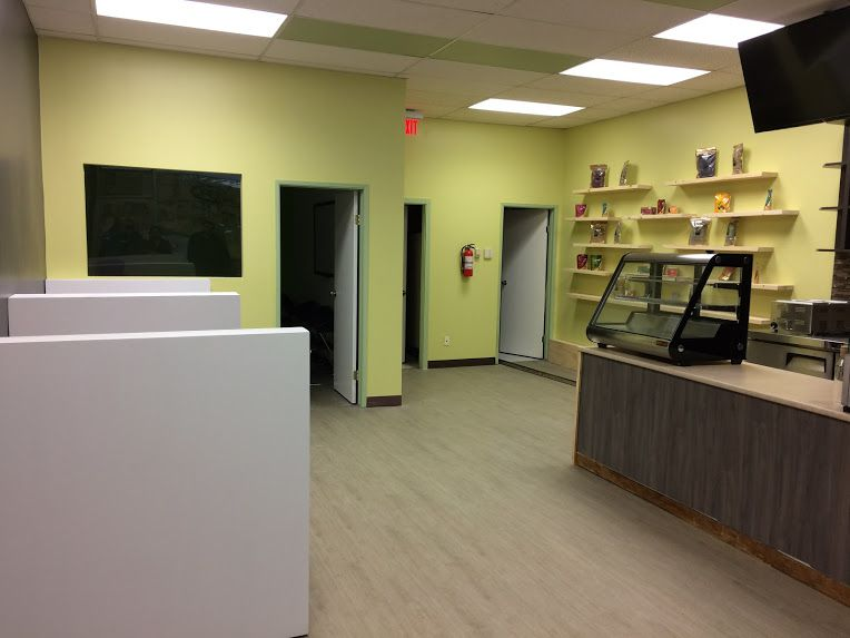 Main Photo: ~ Fully Renovated ~ in : Port Coquitlam Commercial for lease : MLS®# C8011057