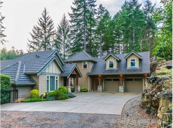Main Photo: 3316 Rockhampton Road in Nanoose Bay: Fairwinds House for sale (Parksville Qualicum)  : MLS®# 407479