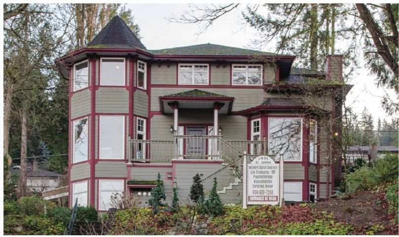 Professional Medical Building for sale, Port Moody BC