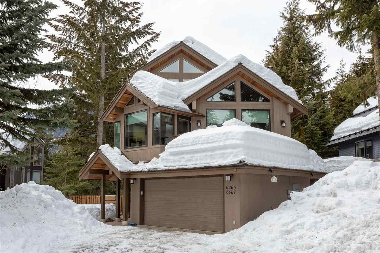 Main Photo: 6467 ST ANDREWS WAY in Whistler: Whistler Cay Heights House 1/2 Duplex for sale : MLS®# R2346758