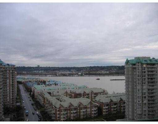 "Main Photo: 1103 10 LAGUNA CT in New Westminster: Quay House 1/2 Duplex for sale in ""LAGUNA LANDING"" : MLS®# V564187"