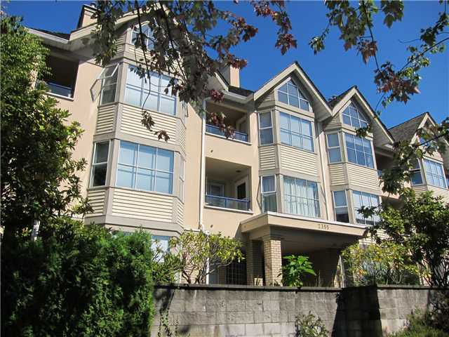 Main Photo: 307 2355 W BROADWAY in Vancouver: Kitsilano Condo for sale (Vancouver West)  : MLS®# V1027680