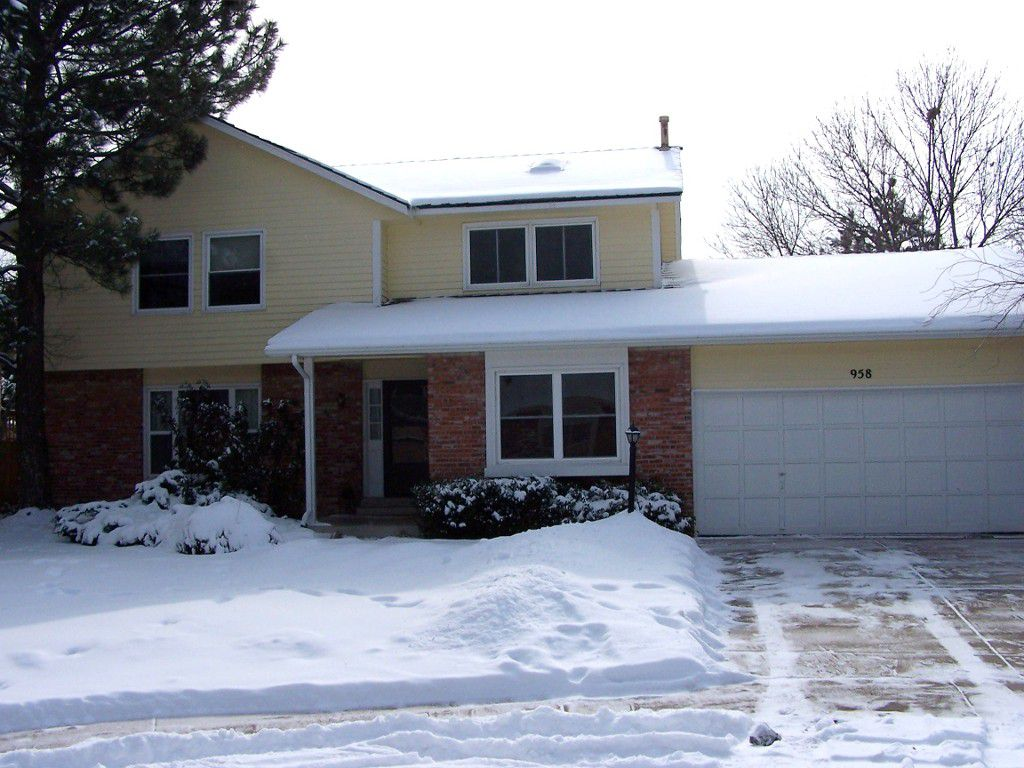 Main Photo: 958 E. Irwin Place in Centennial: House for sale (The Highlands)  : MLS®# 3476767