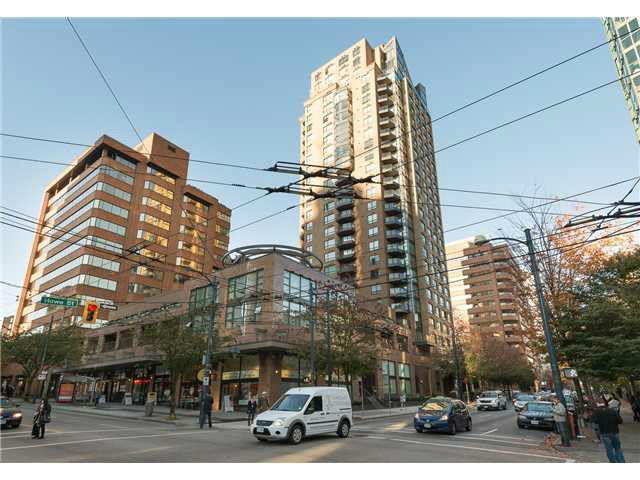 Main Photo: # 310 1189 HOWE ST in Vancouver: Downtown VW Condo for sale (Vancouver West)  : MLS®# V1039827