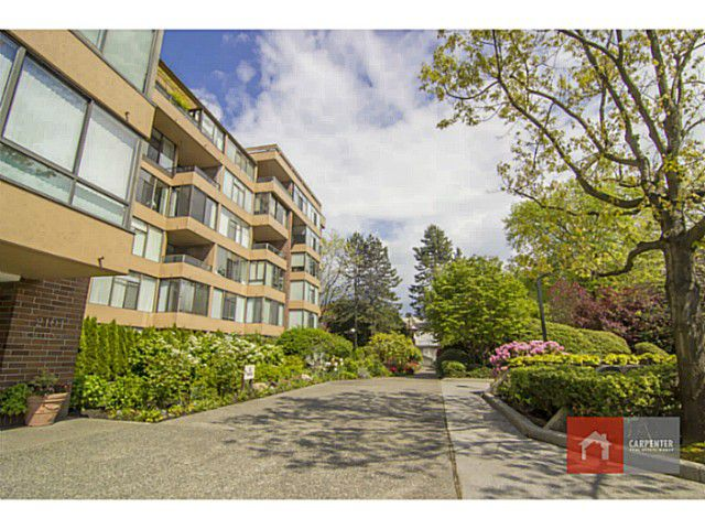 Main Photo: # 109 2101 MCMULLEN AV in Vancouver: Quilchena Condo for sale (Vancouver West)  : MLS®# V1056435