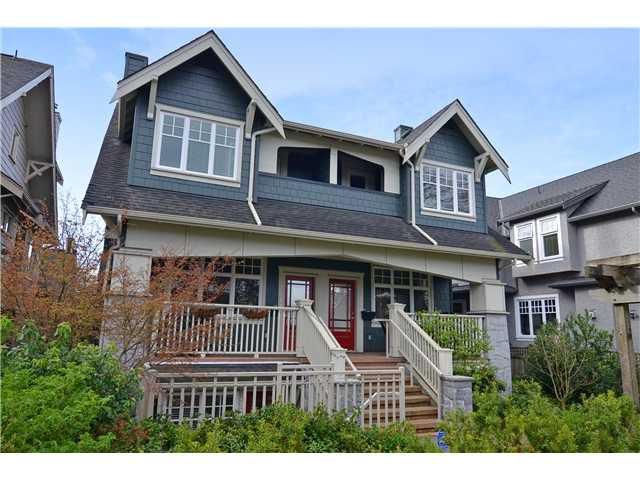 Main Photo: 2512 W 8TH AV in Vancouver: Kitsilano Condo for sale (Vancouver West)  : MLS®# V1114309