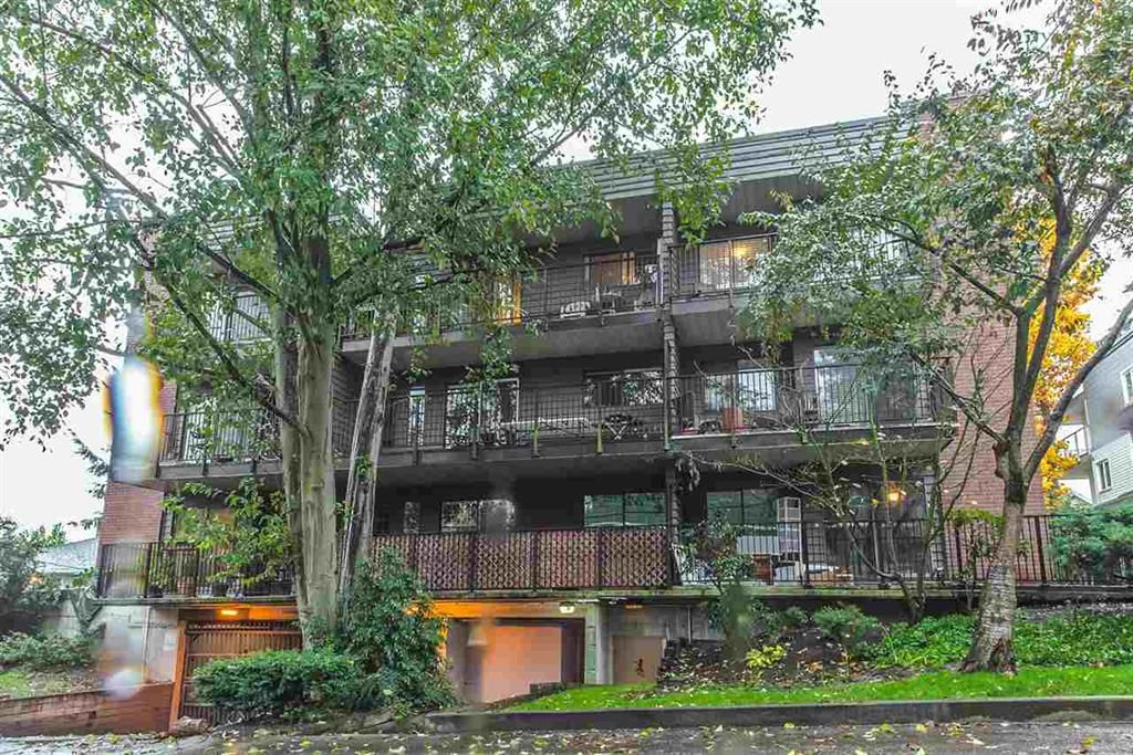 Main Photo: 301 1365 E 7TH Avenue in Vancouver: Condo for sale (Vancouver East)  : MLS®# r2121114