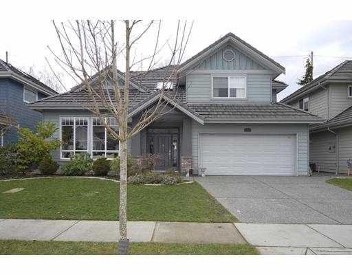 Main Photo: 3719 LAM Drive in Richmond: Terra Nova House for sale : MLS®# V627785