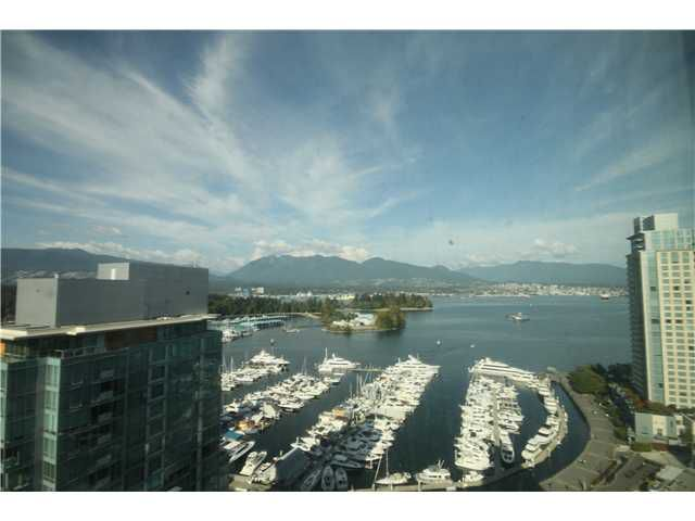 "Main Photo: 2101 588 BROUGHTON Street in Vancouver: Coal Harbour Condo for sale in ""HARBOURSIDE PARK 1"" (Vancouver West)  : MLS®# V973742"