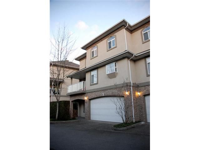 """Main Photo: 14 915 FORT FRASER Terrace in Port Coquitlam: Citadel PQ Townhouse for sale in """"Brittany Place"""" : MLS®# V987050"""