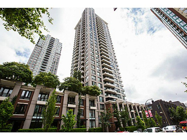 Main Photo: # 3102 928 HOMER ST in Vancouver: Yaletown Condo for sale (Vancouver West)  : MLS®# V1066815