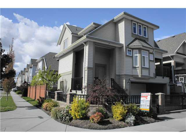Main Photo: 1331 SALTER ST in New Westminster: Queensborough House for sale : MLS®# V1064079