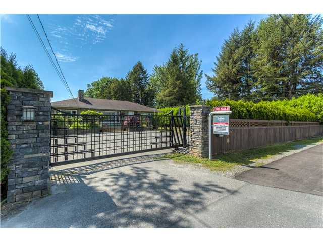 Main Photo: 21576 RIVER RD. in Maple Ridge: West Central House  : MLS®# V1123427